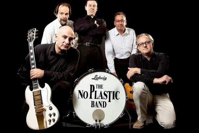 No Plastic Band: