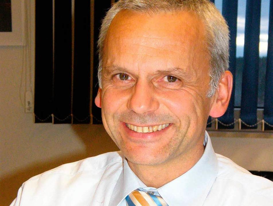 Geschäftsführer Nikolaus Gräf  | Foto: Martha Weishaar