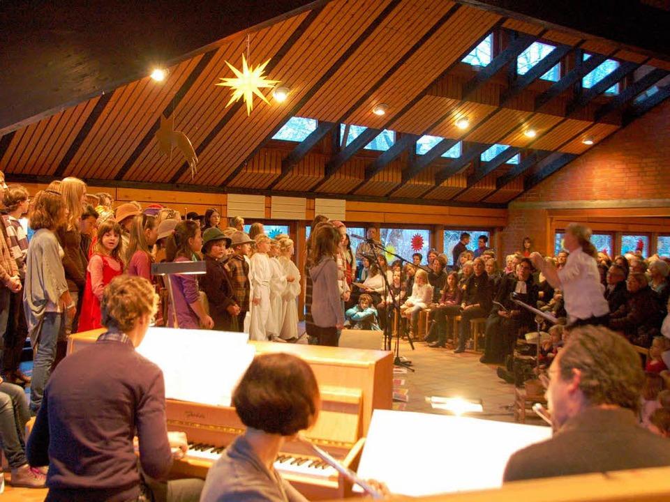 Und was wäre so eine Aufführung ohne Musik?    Foto: Sylvia-Karina Jahn