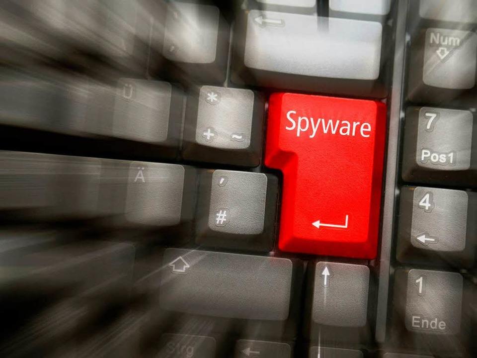 Informationen sind die Währung des Int...lters. Das lockt ganz reale Spione an.  | Foto: sk_design/Fotolia