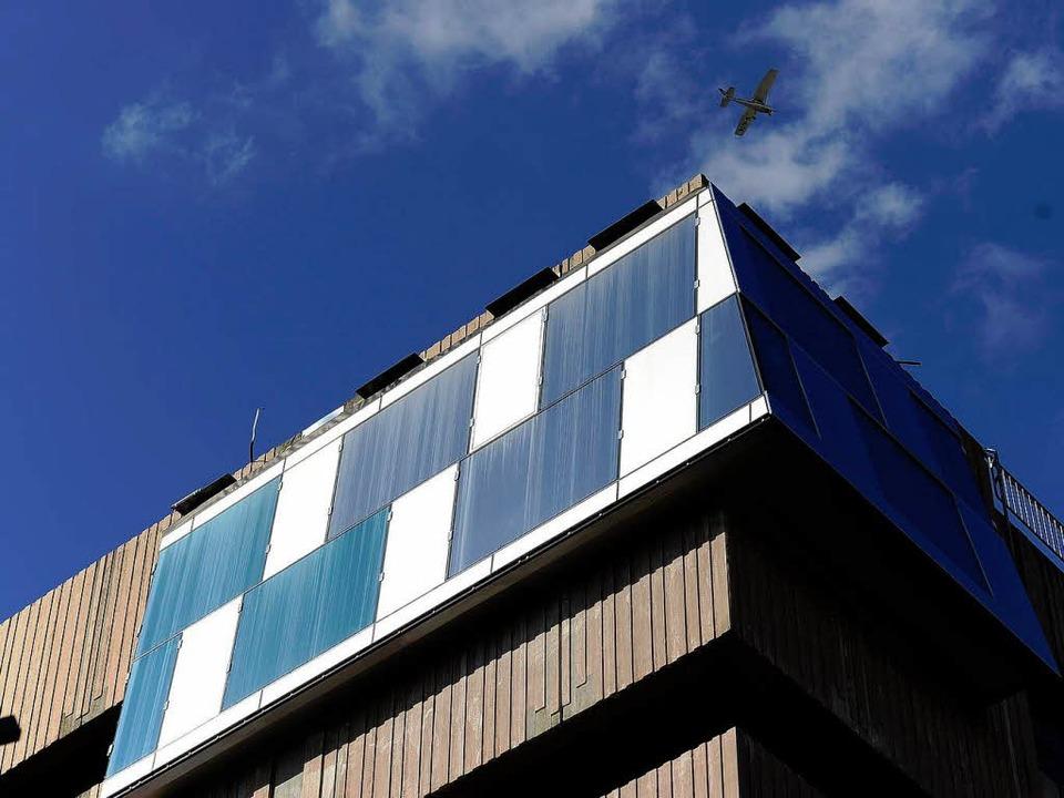 Der Umbau der Universitätsbibliothek kommt voran  | Foto: Ingo Schneider