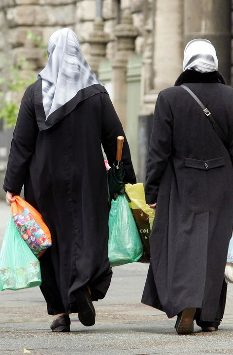 Türkische Frauen in Berlin   | Foto: DPA