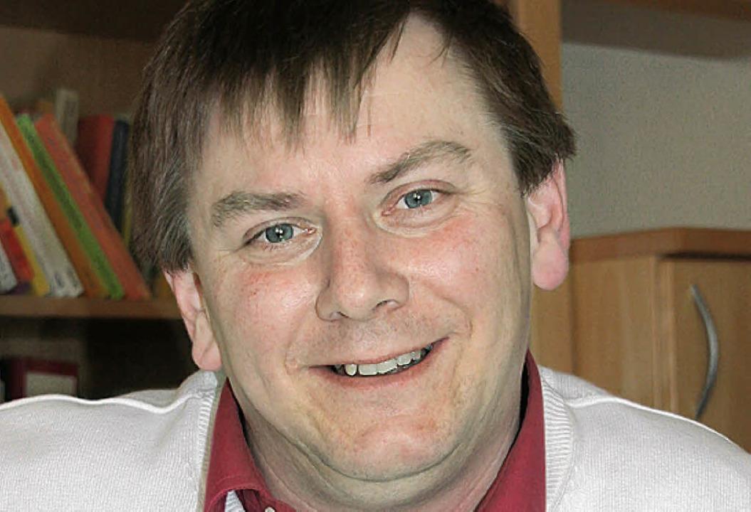 Pfarrer Michael Latzel    Foto: Marlies Jung-Knoblich