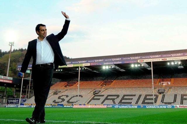 Umfrage: Räte für Ausbau des Badenova-Stadions
