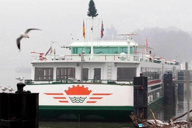 Fahrgastschiff mit 150 Personen unter Quarantäne