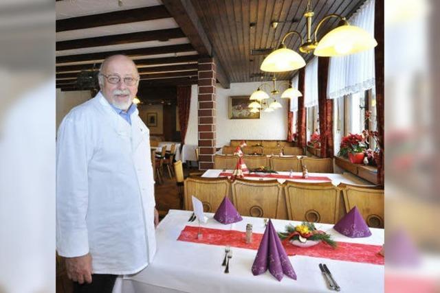 Schwärs Löwen: Der neue Wirt bietet alte Schule