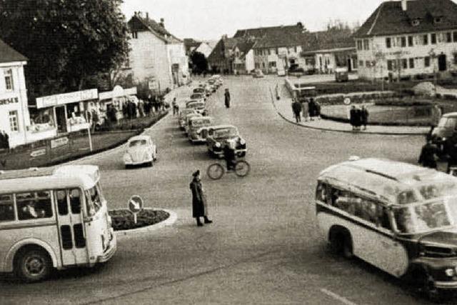 Straßen und Wege in alten Zeiten