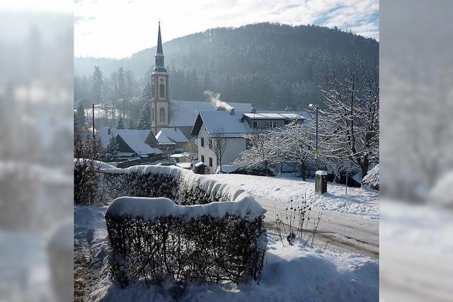 Schneedecke an 24 Tagen