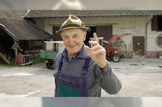 Ein Landwirt mit Charme und Herz