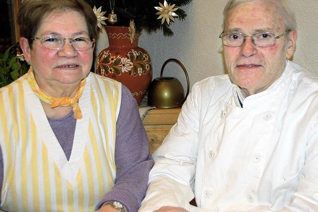 Der Dorfbäcker geht in Ruhestand