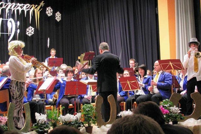 Ein bezaubernder musikalischer Jahresauftakt in Buchenbach