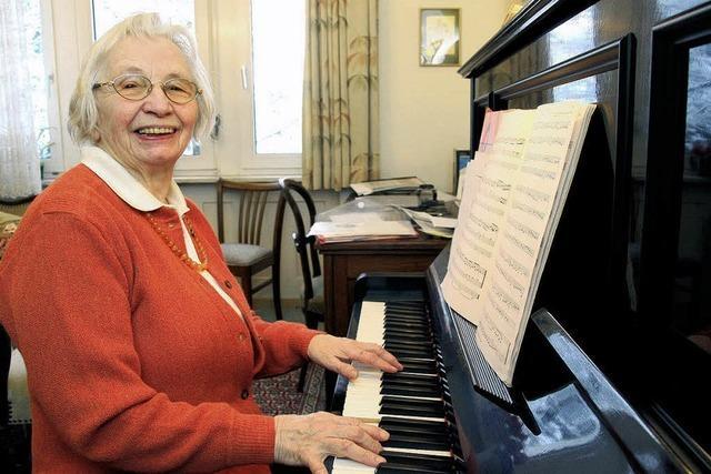 Die Ökumene und das Orgelspiel liegen ihr am Herzen