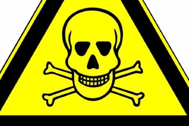 Giftmülldeponie Stocamine gefährdet das Grundwasser
