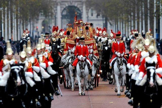 Kate und William planen Prachtfahrt durch London
