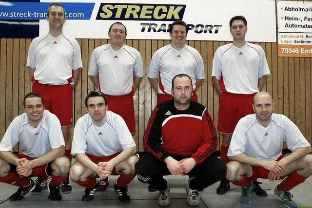 Seriensieger aus Kiechlinsbergen