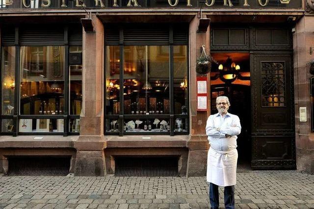 Freiburg: Osteria schließt, Sport-Bohny wächst