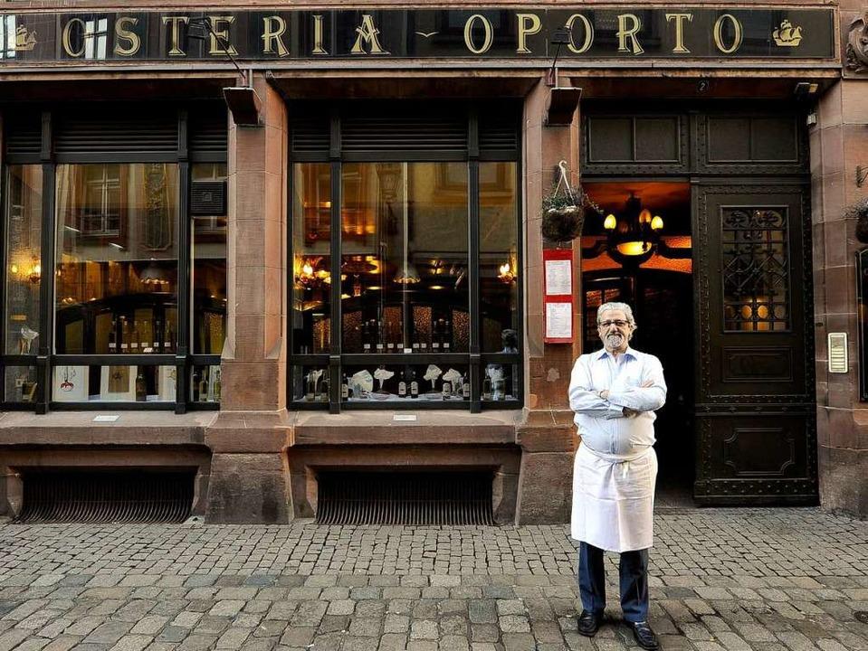Sandro Scaglia bewirtet seit 21 Jahren...ort-Bohny übernimmt die oberen Etagen.  | Foto: Ingo Schneider