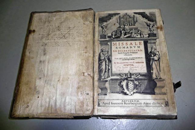 Ältestes Buch wurde 1482 gedruckt