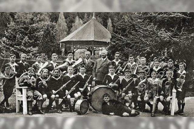 Seit 1687 sind Musiker in Emmendingen aktiv