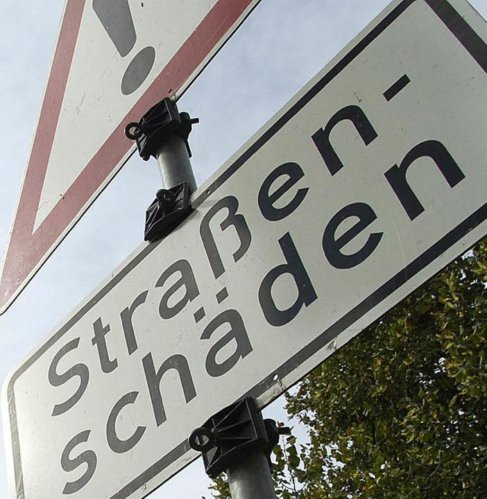 Es nimmt kein Ende: Die Liste der scha... lang – nicht nur in Dachsberg.   | Foto: Ralf Staub