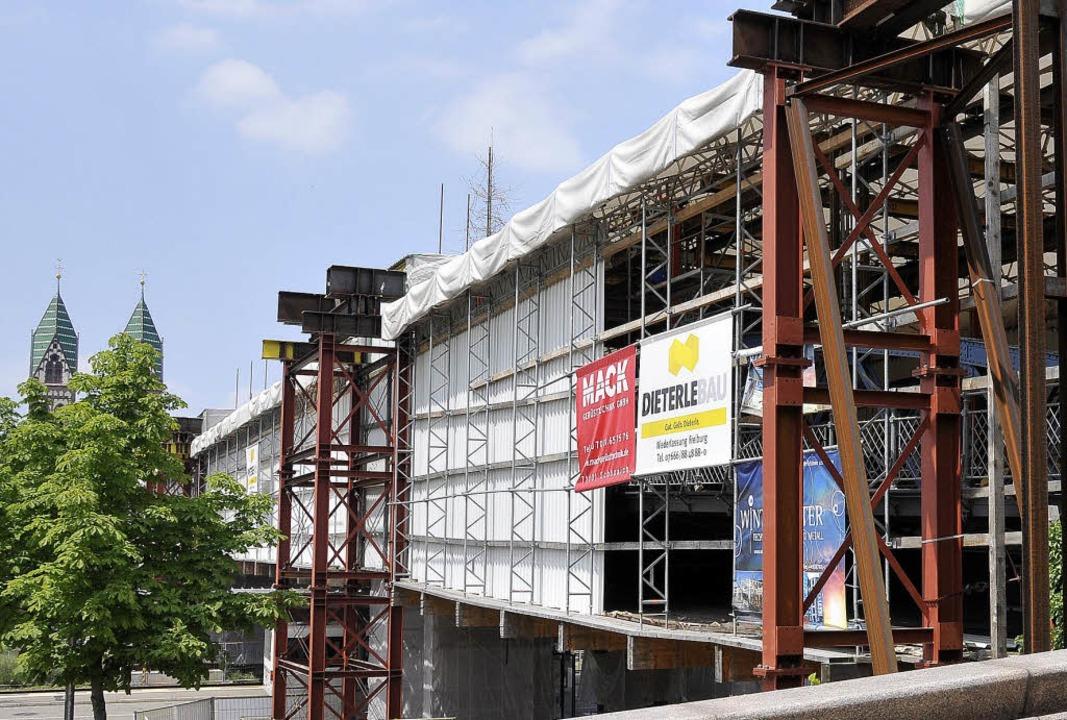 Bauunternehmen Freiburg Im Breisgau wiwili brücke sanierungsfirma in der insolvenz freiburg