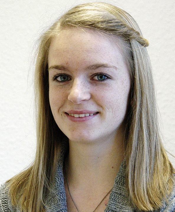 Isabell Müller hat das Goldene Leistungsabzeichen    Foto: Sylvia-Karina Jahn