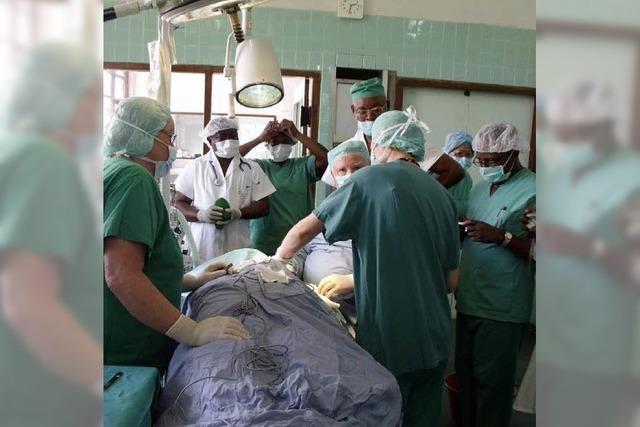 Erfolgreiche Operation