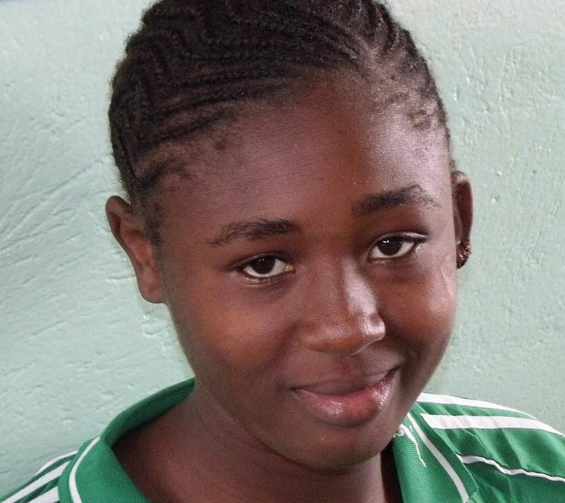 """Dankbarkeit in den Gesichtern – ...tion """"Wir helfen Afrika"""".     Foto: Privat"""