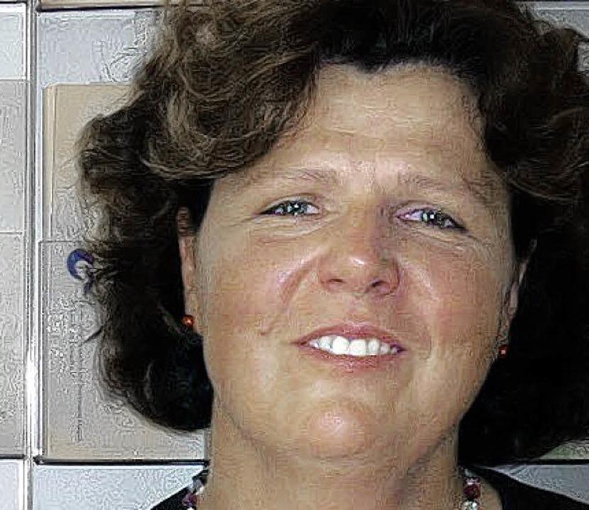 Monika Oettlin-Leisinger ist Ansprechp...Pflegestützpunkts in Efringen-Kirchen.  | Foto: privat
