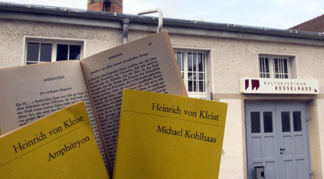 Das erste grenzenlose Erzählforum im K...usgangspunkt für weitere Geschichten.   | Foto: Teuber