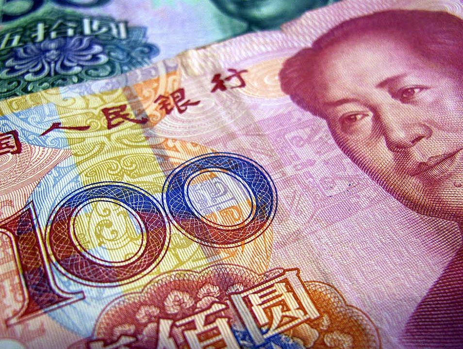 In China oft eine Frage der richtigen Eltern: Geld    Foto: Verwendung weltweit, usage worldwide