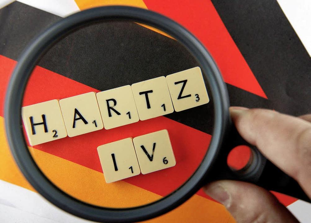 Wieder im Fokus: Hartz IV  | Foto: DPA