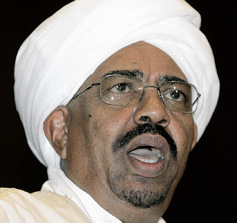 Präsident Omar al-Baschir   | Foto: AFP