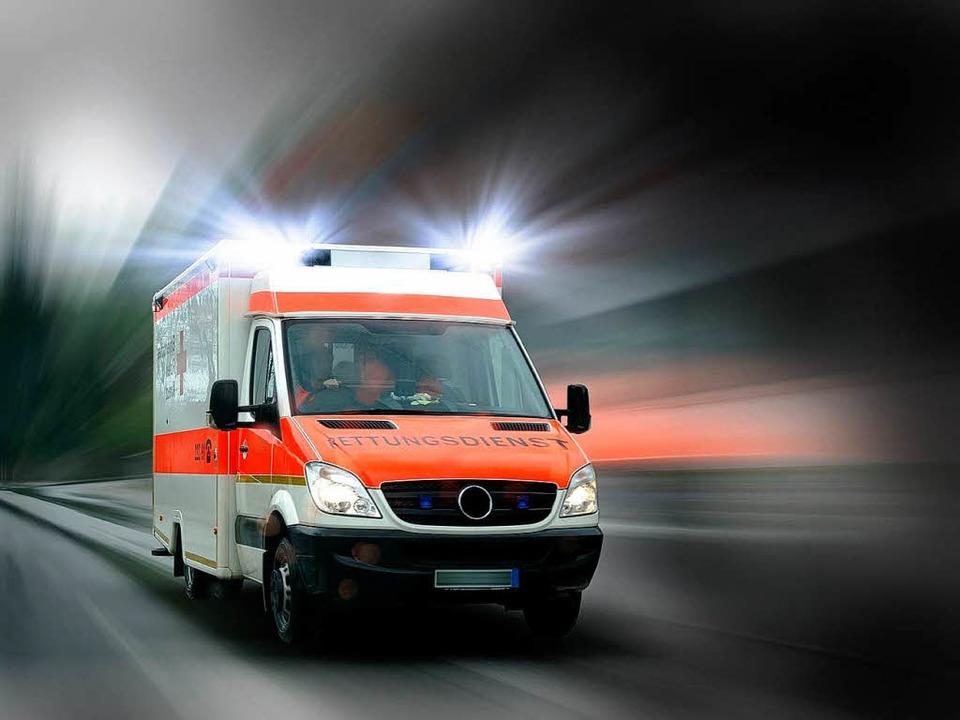 Im Notfall sollten Patienten  in das n...n Grenze ist das nicht immer der Fall.  | Foto: fotlia/Thaut Images