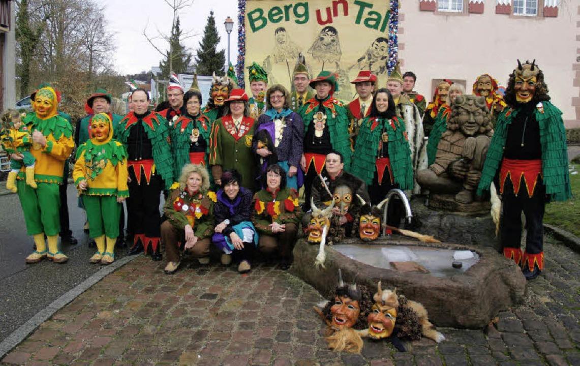Hauptversammlung Heimbacher Waldteufel    Foto: Aribert Rüssel