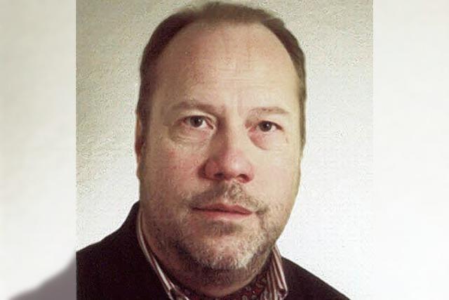 Claus Riedel legt sein Gemeinderatsmandat nieder