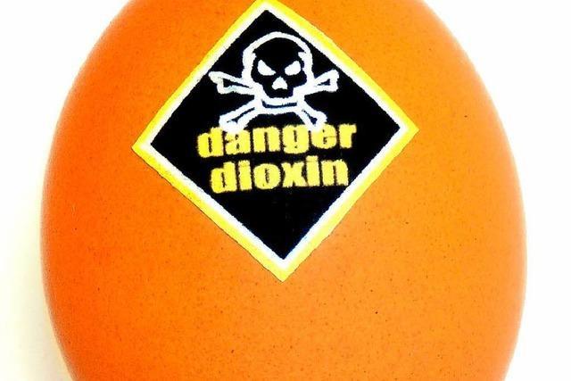 Dioxin-Eier: Verbraucher in Freiburg sind verunsichert