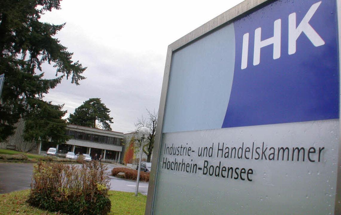 Massiv investieren will die IHK eigent...n die Pläne vorerst in der Schublade.   | Foto: André Hönig
