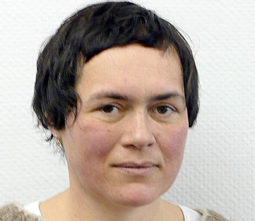 Michaela Tröscher.     Foto: A.Zwick