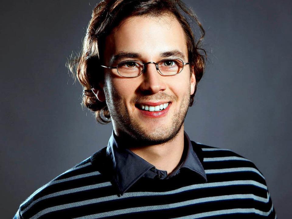 Tobias Bräuer, Gründer von Barcoo und ...rg Mathematik und Informatik studiert.  | Foto: Fabian Maerz