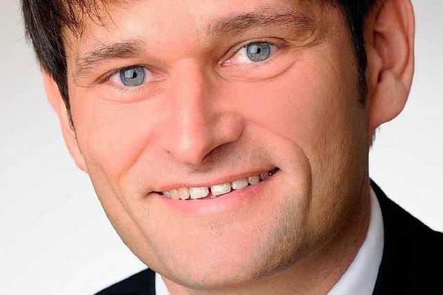 Martin Löffler kandidiert in Heitersheim