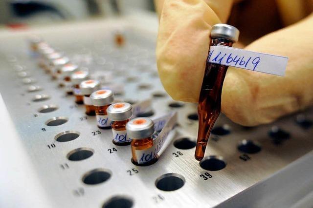 Dioxin-Skandal: Freiburger Labor untersucht Futtermittel