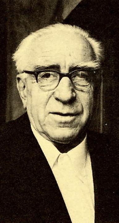 Max Barth (1896-1970).  | Foto: privat