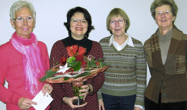 Der Frauenring Offenburg gibt die akti...                                        | Foto: PRivat