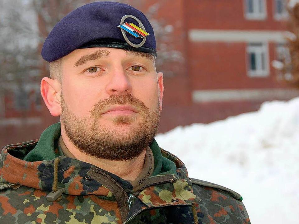 Finn Sönnichsen    Foto: franz schmider