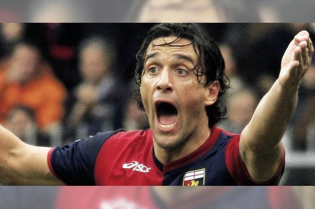 Toni stürmt jetzt für Juventus Turin