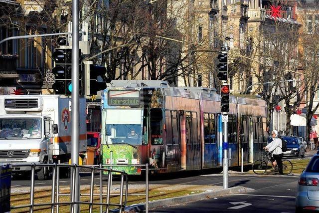 Tram-Unfälle auf der Habsburgerstraße häufen sich