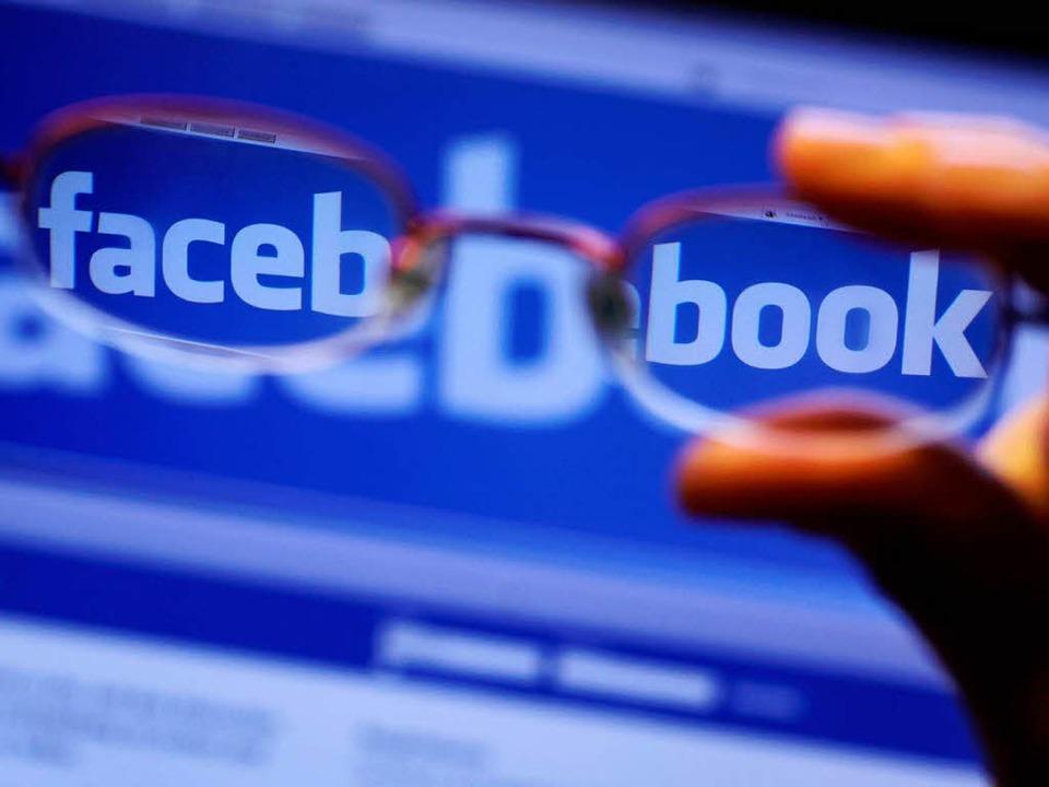 Im Visier der Investoren: das vor fast...gegründete soziale Netzwerk Facebook.     Foto: dpa