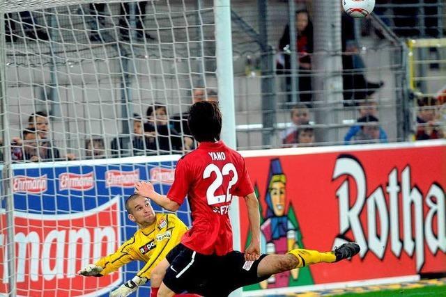 SC Freiburg gewinnt Testspiel gegen Thun