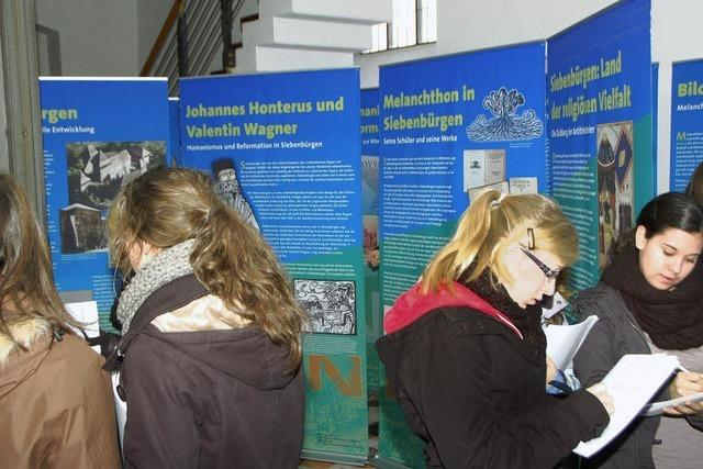 Ausstellung über Luthers Weggefährte in Bötzingen